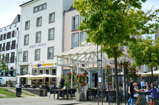 Rhein Hotel St.Martin : Great Dining Atmosphere