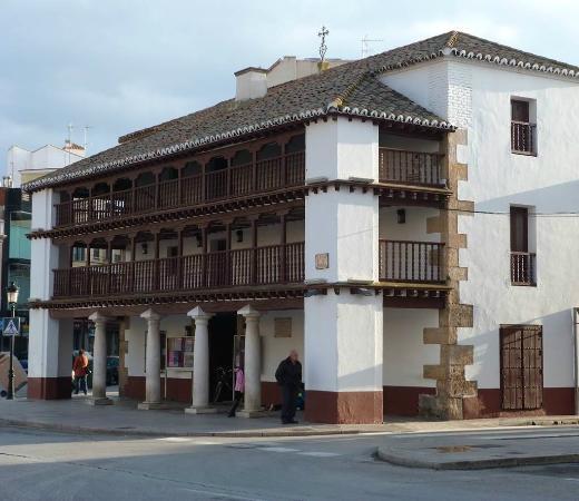 El pintor antonio l pez torres fotograf a de casa museo - Laminas antonio lopez ...