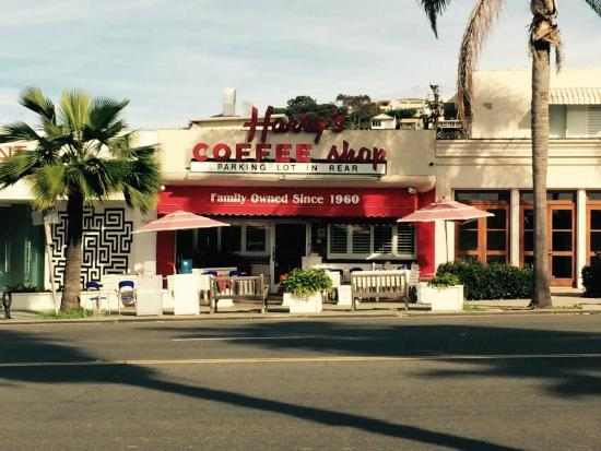 Photo of American Restaurant Harry's Coffee Shop at 7545 Girard Ave, La Jolla, CA 92037, United States