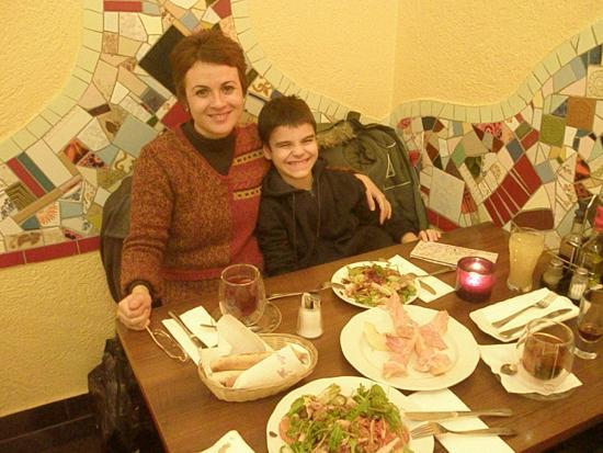 Pizzeria la Gondola : Nice dinner at La Gondola!