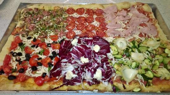 La Pizza d'autore