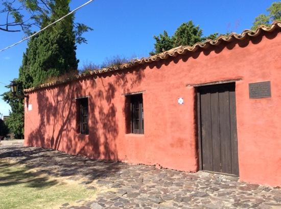 Museo Casa de Nacarello: Casa del Virrey, Colonia.