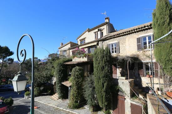 Les Terrasses du Soleil : Вид с террасы