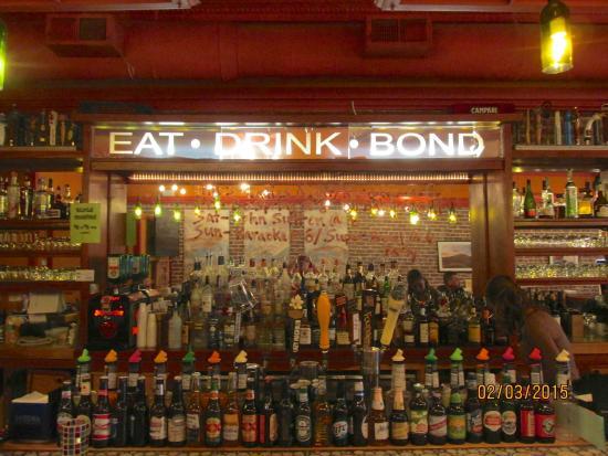 Tamara's Tapas Bar: Bar