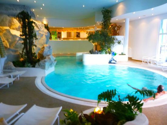 Hotel Plattenhof: pool