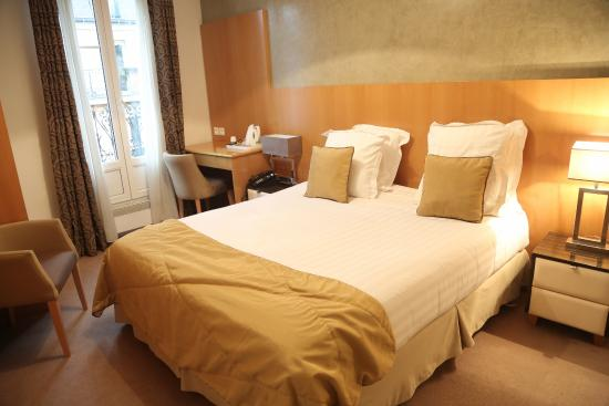 Hotel Boronali: Our rooms / nos chambres