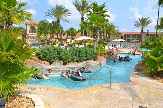 Lazy river picture of regal palms resort spa for 186 davenport salon
