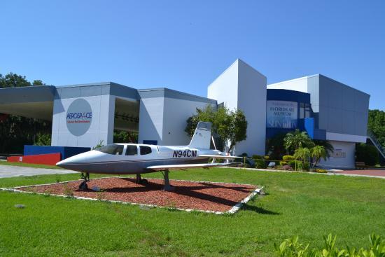 The Florida Air Museum at Sun 'n Fun: Fun for the airplane fan.