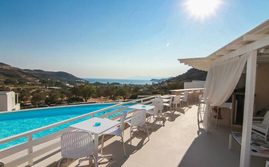 Ostria Village : pool view