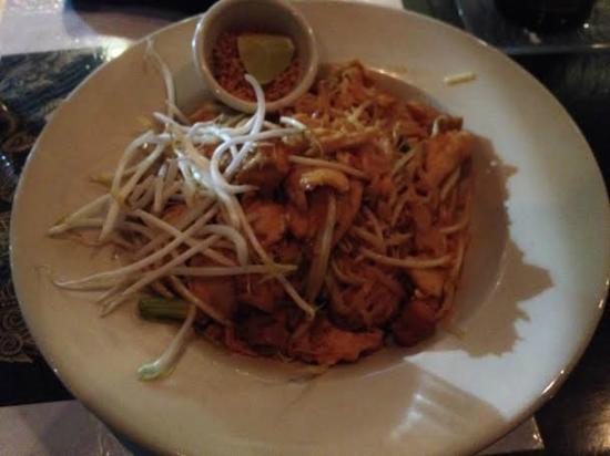 North Raleigh Thai Restaurants