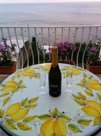La Rosa Dei Venti: Private Balcony