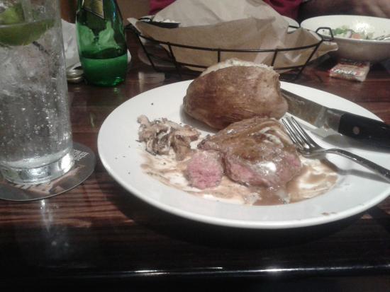 LongHorn Steakhouse: Great Sirloin
