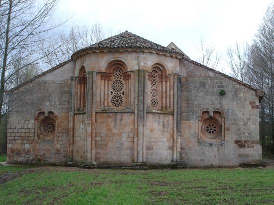 El Rincon de Monasterio: Románico Rural en los alrededores