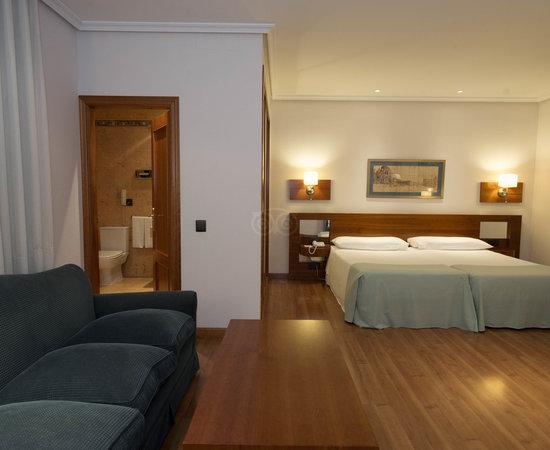 Tryp Madrid Atocha Hotel Ab 109 1 3 5