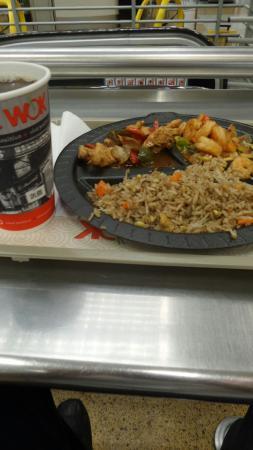 Sr. Wok Oriental Buffet