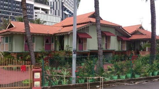 Villa Sentosa (Malay Living Museum): Villa Sentosa