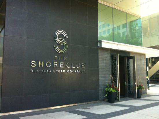 Photo of American Restaurant The Shore Club at 155 Wellington St W, Toronto, ON M5V 3H1, Canada
