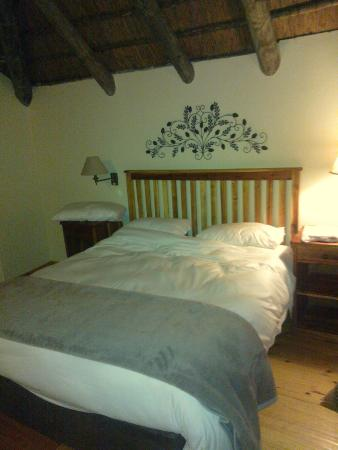 Coral Tree Cottages: Slaapkamer