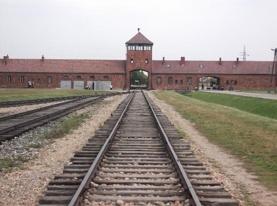 Auschwitz birkenau state museum on auschwitz location on map of