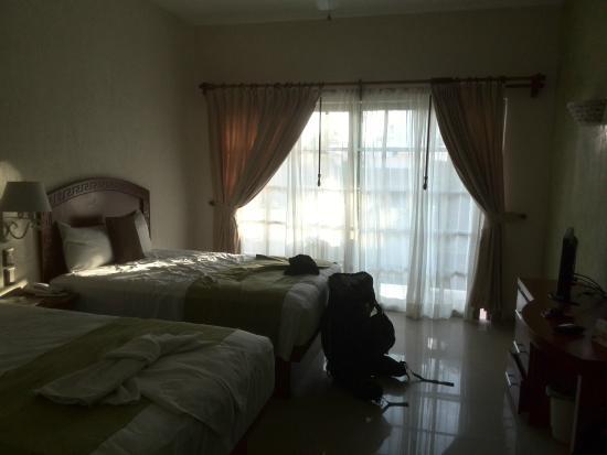 Hotel Posada Sian Ka'an: Our room