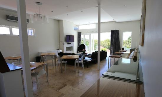 Villa Zest Boutique Hotel : dining