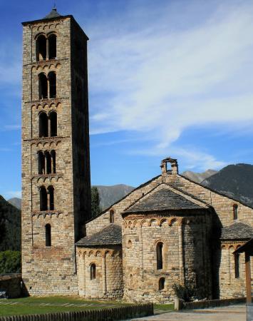 Exterior - Picture of Esglesia de Sant Climent de Taull ...