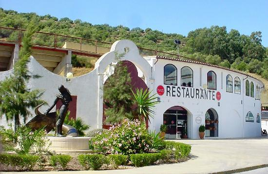 Restaurante Plaza                         MUSEO  TAURINO