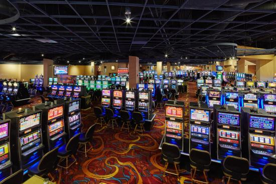 Hobbs, Nuevo Mexico: Our Casino Floor