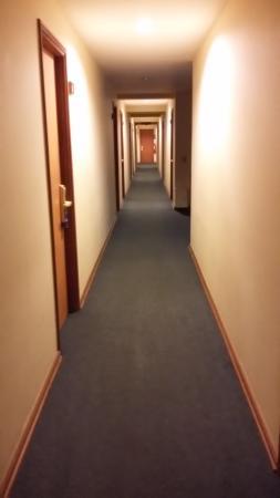 Gran Hotel Isabel Riquelme: Pasillo del Piso 2