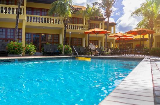 La Quinta Beach Resort : Pool Phase I