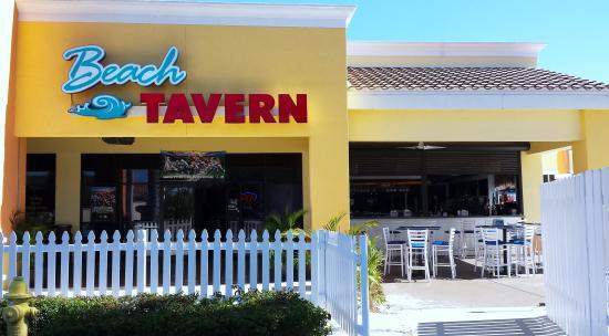 The Beach Taven