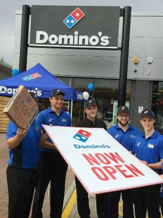 ‪Domino's Pizza - Carmarthen‬