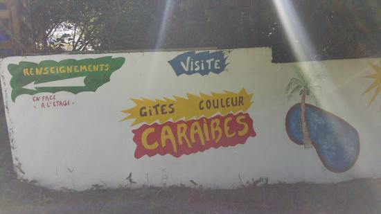 Gites Couleur Caraibes