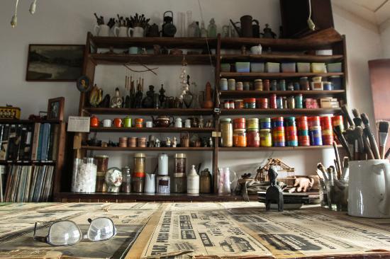 Casa Ateliê Carlos Scliar
