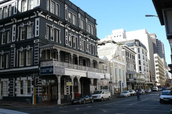 ‪‪City Lodge Hotel V&A Waterfront‬: Old Town‬