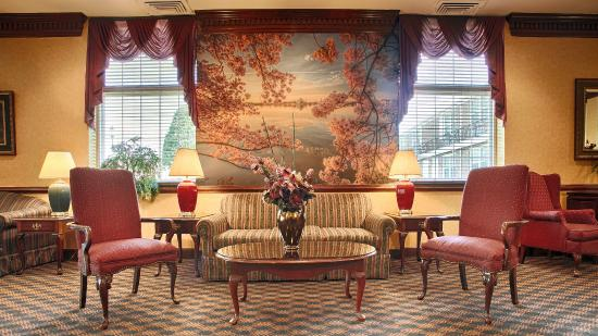 Best Western Falls Church - Arlington Area: Lobby