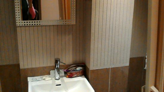 Linden House Hotel: Salle de bain