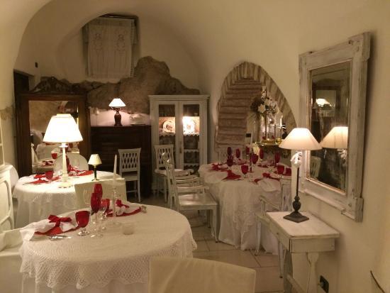 Al Volt: Dinner room