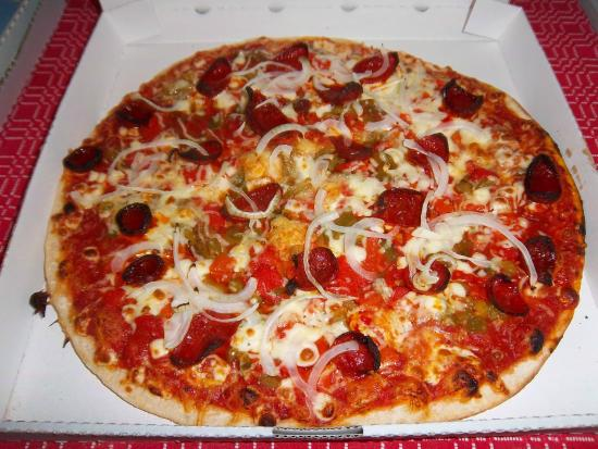 Pizza Loulou: catalane