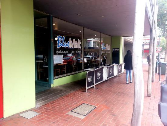 Blue Malt Restaurant - Beer Lounge