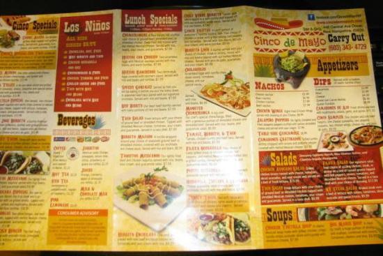 Cinco de Mayo Bar & Grill