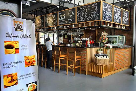 Intro Jazz Bistro& Cafe - Picture of Intro Jazz Bistro& Cafe ...