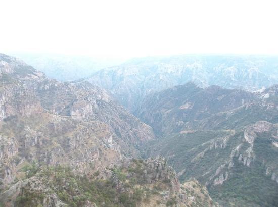 Casa Margarita's: The copper canyon