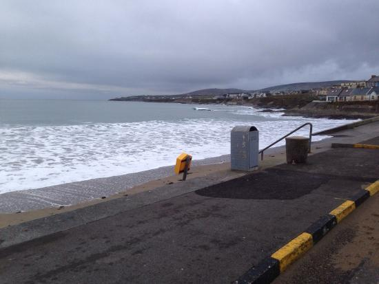 Ballyheigue Strand: Even in January it's lovely