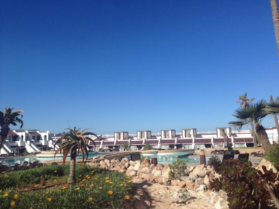 Casablanca Le Lido Thalasso & Spa: Au Mois de Décembre...