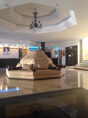 Casablanca Le Lido Thalasso & Spa: Réception