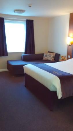 Premier Inn Camborne Hotel: Room 126