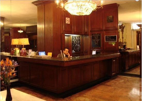 Suites Reforma Apart Hotel : Lobby Apart-Hotel