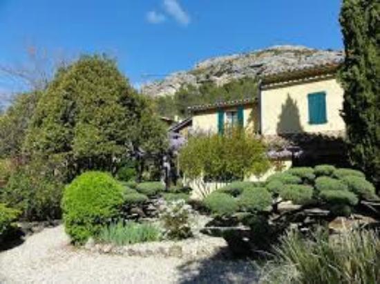 Les Montades: Het huis