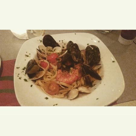 PARAPETT: Spettacolo, linguette ai frutti di mare 10€